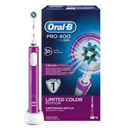Elektrická zubná kefka Oral B Pre 400