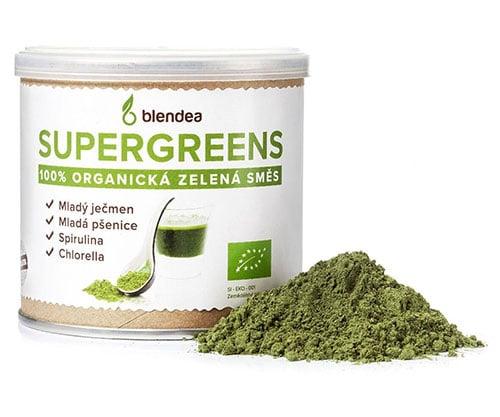 blendea supergreens