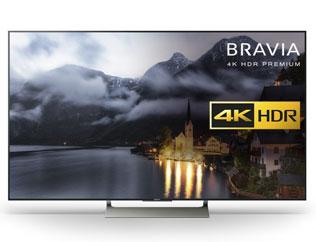 televízor Sony Bravia KD-55XE9005