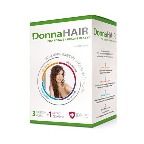 Donna hair na rast vlastov recenzia