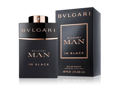 pánsky parfum BVLGARI Man in black