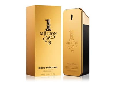 pánsky parfum Paco Rabanne 1 million