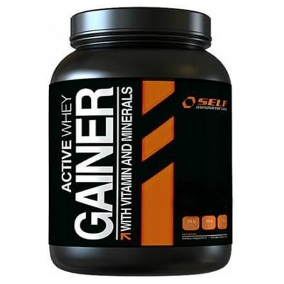 Gainer Active Whey Gainer – Self OmniNutrition