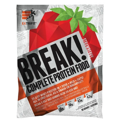 Break! Complete Protein Food – Extrifit