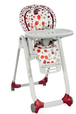 Detská stolička Chicco Jedálenská stolička Polly Progres 5