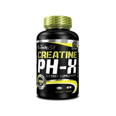 Kreatín Creatine pH-X – Biotech USA