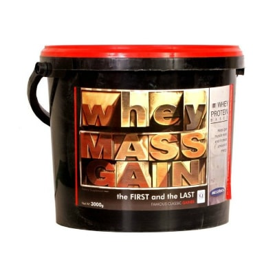 Gainer Whey Mass Gain 3000 g – Megabol