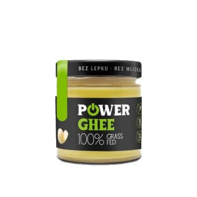 Maslo Original Ghee BIO 410 ml – Powerlogy