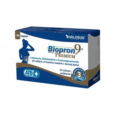 Probiotiká VALOSUN Biopron 9 PREMIUM
