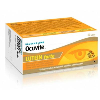 vitamíny na zrak OCUVITE LUTEIN FORTE