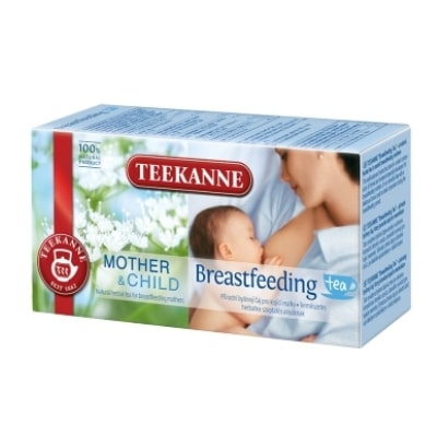 TEEKANNE M&CH Breastfeeding Tea