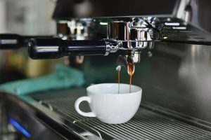 test pákových kávovarov