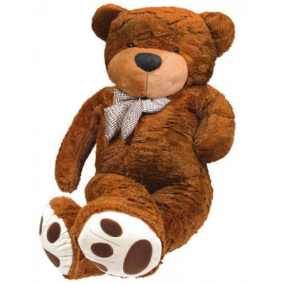 Plyšový medveď veľký