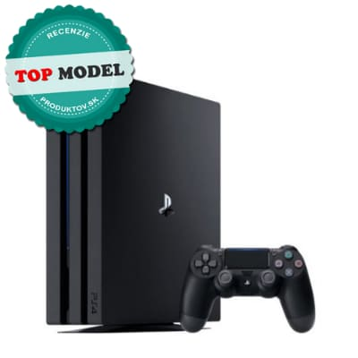 ​Sony PlayStation 4 Pro 1TB top model
