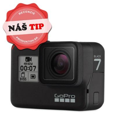 0526678e3 Akčná kamera GoPro Hero 7 Black náš tip