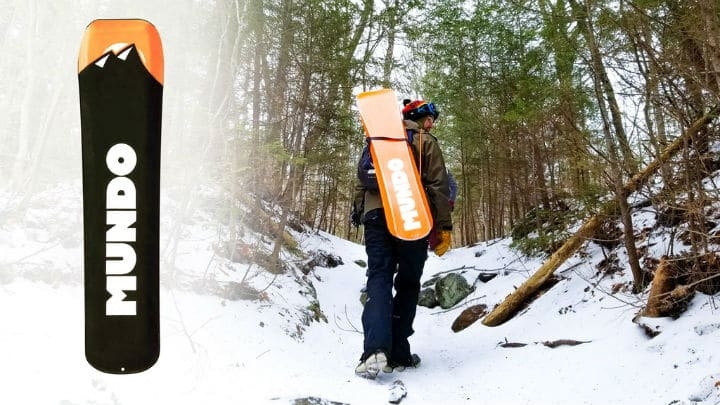 Mundo trailboards