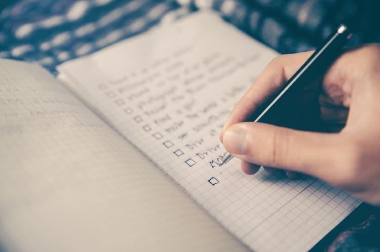Vytvorte si nákupný zoznam