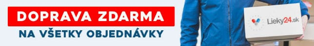 Lieky24.sk doprava zdarma
