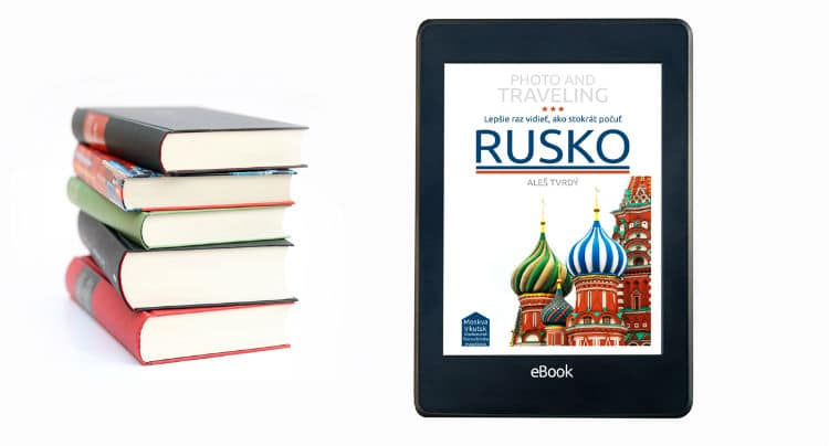Photo and traveling e-book Rusko