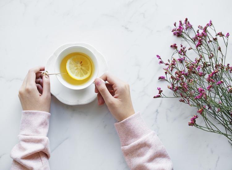 bylinky čaj