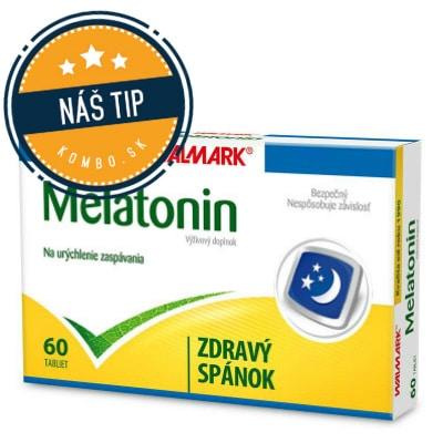 Prípravok na spanie Melatonin