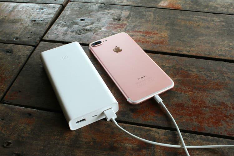 Xiaomi Mi 2C nabije iPhone 7 až 6krát