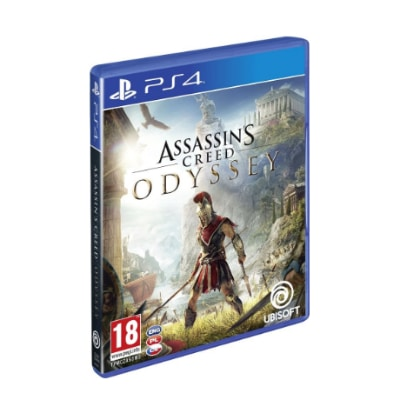 Hra na PS4 Assassin's Creed Odyssey – PS4