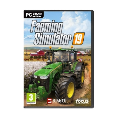 PC hra Farming Simulator 19