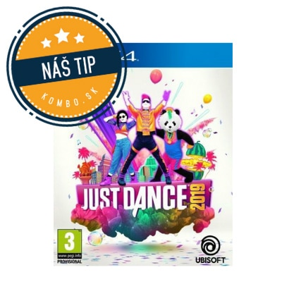 Hra na PC4 Just Dance 2019
