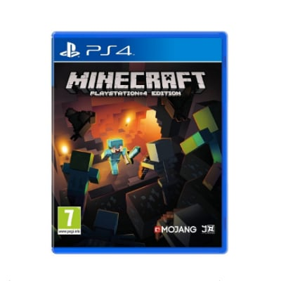 Hra na PS4 PS4 - Minecraft (Playstation 4 Edition)
