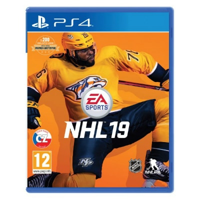 Hra na PS4  NHL 19