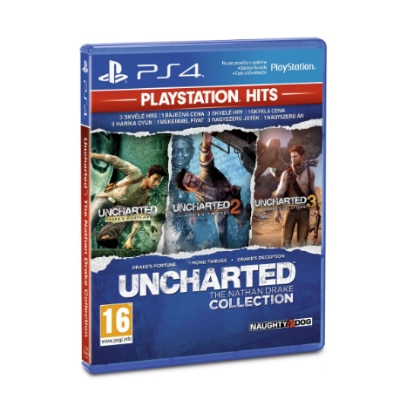 Hra na PS4 PS4 - Uncharted: The Nathan Drake Collection