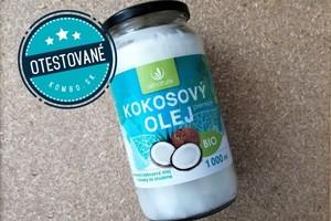 Allnature BIO kokosový olej recenzia a skúsenosti