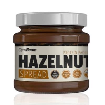 Proteínové maslo Hazelnut Spread