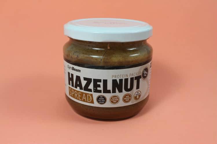 Hazelnut spread orieškové maslo