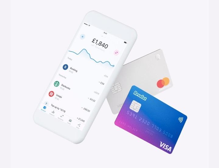 Revolut bankový účet