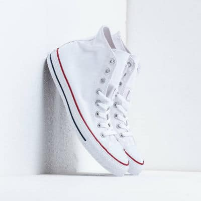 CONVERSE ALL STAR HI OPTICAL WHITE