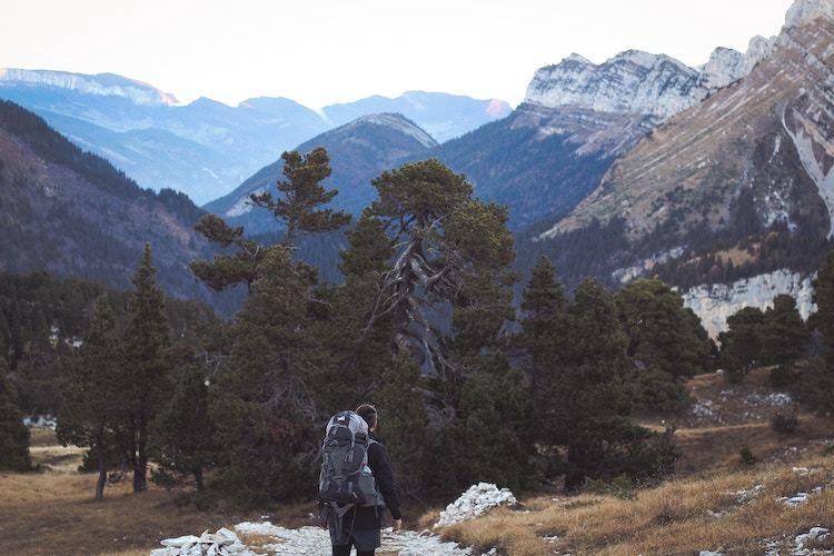 výlet príroda