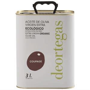 Deortegas Extra Virgin Olive Oil BIO 3 l