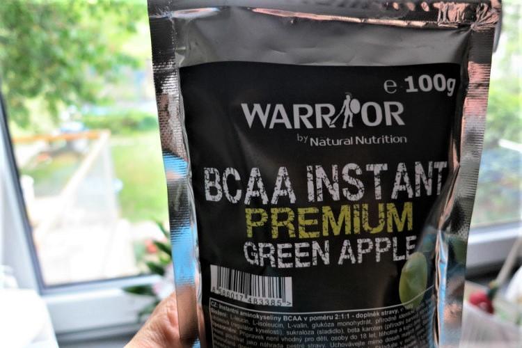 BCAA Instant Premium ochutené