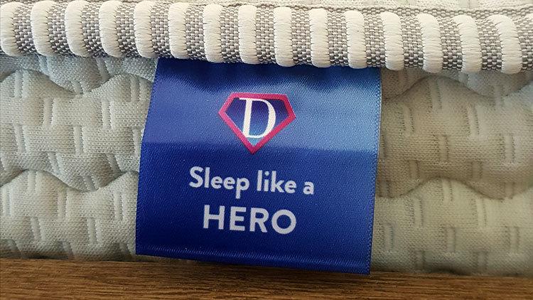 Sleep like a Hero Dormeo