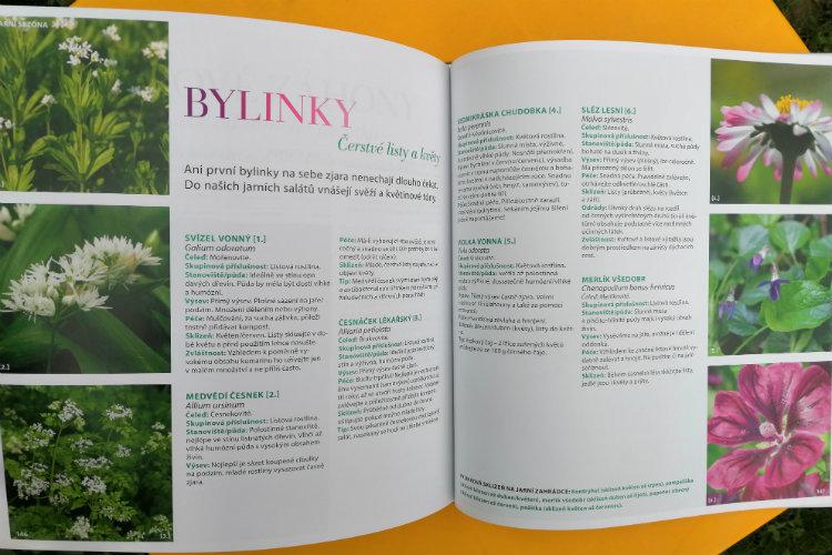 Kniha BIO zahradničení kapitoly