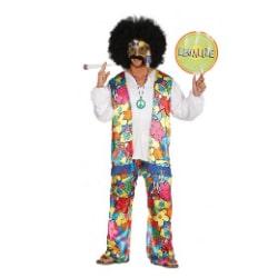 pánsky kostým hippies
