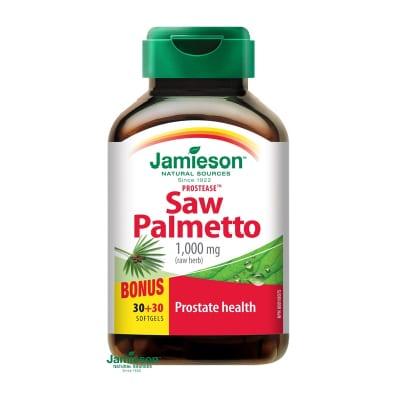 JAMIESON PROSTEASE SAW PALMETTO