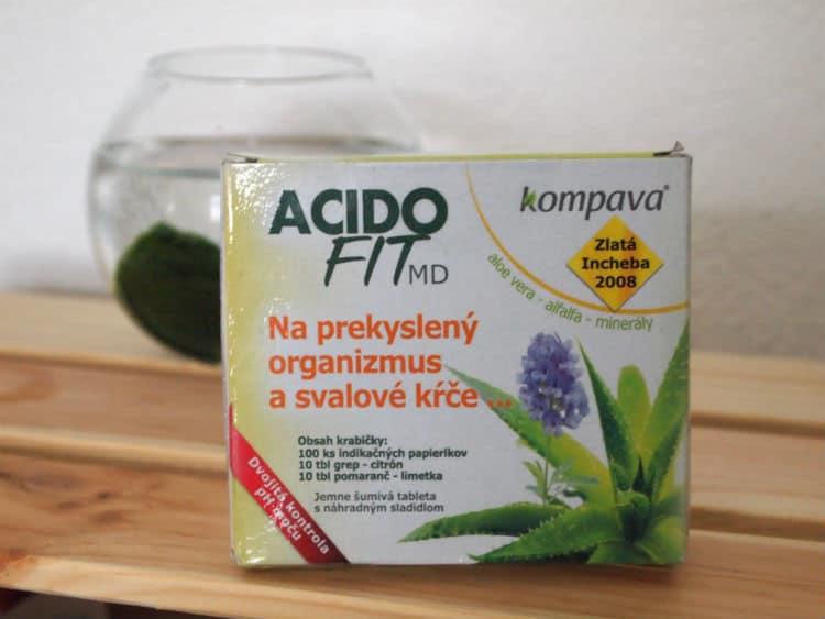 AcidoFit Kompava