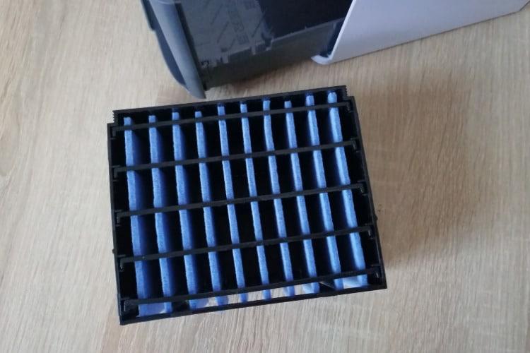 Ochladzovač vzduchu Rovus filter