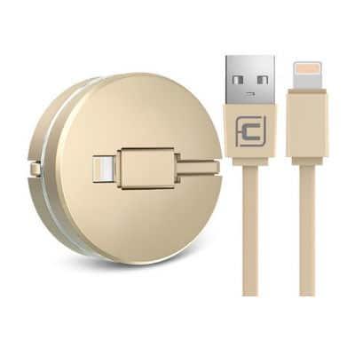 Skladací USB kábel