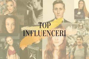 Top influenceri