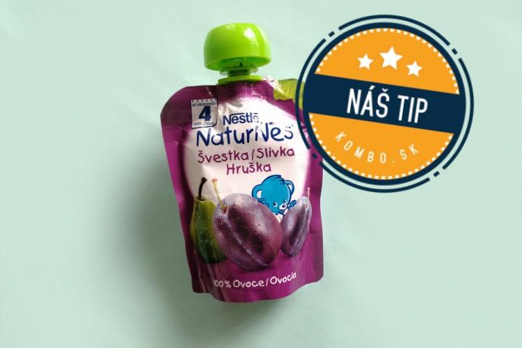 Nestlé Naturnes detska výživa hodnotenie