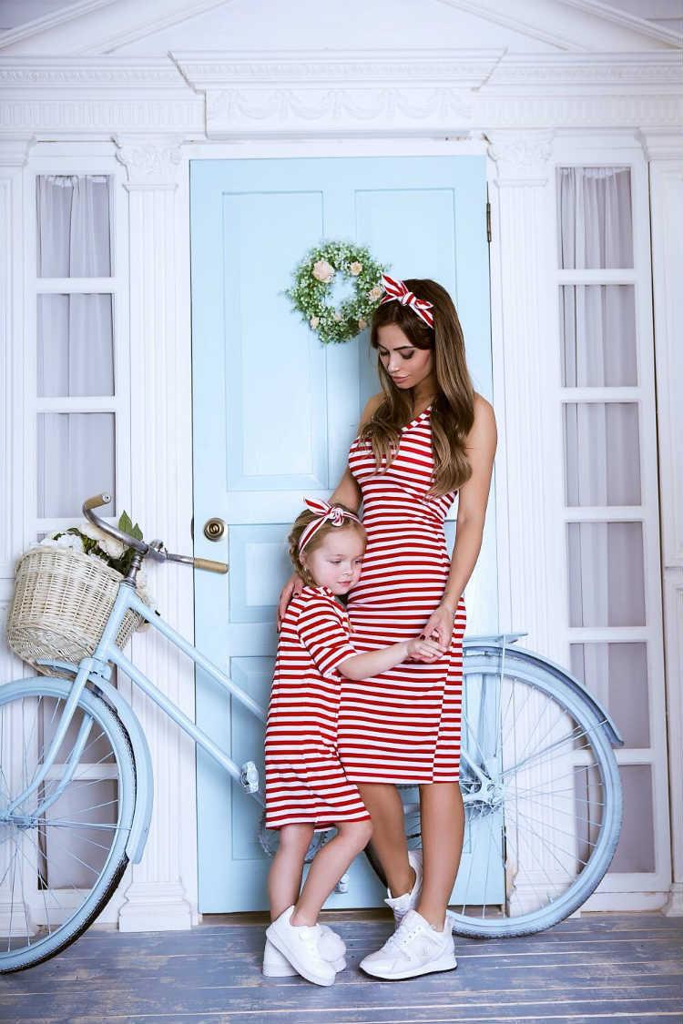 Luxusné šaty pre mamu a dcéru Papi.sk